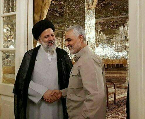 هدف پیروزی مقتدر رئیسی و حضور حداکثری در انتخابات است
