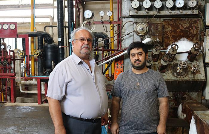 مازند اکسیژن احمدی