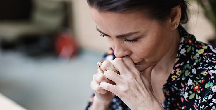 استرس باعث بوجود آمدن بیماری هایی در بدن میشود.