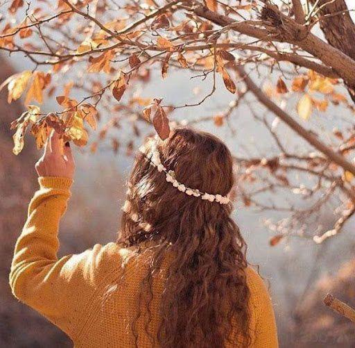 متن دخترونه پاییزی