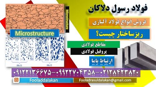 ریزساختار - Microstructure