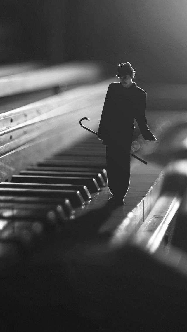 عکس پیانو برای پروفایل