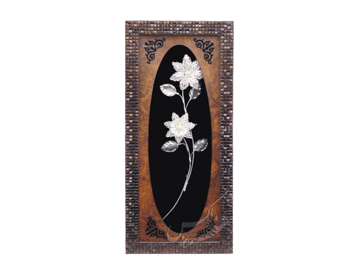 قاب گل ملیله