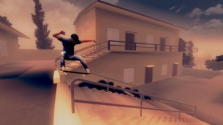 نقد و بررسی بازی Skate City؛ یک اسکیت سواری لذتبخش