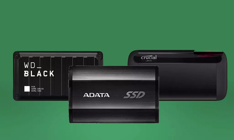 Best external SSD for gaming