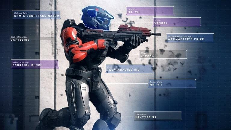 حداقل سیستم مورد نیاز برای اجرای بازی Halo Infinite