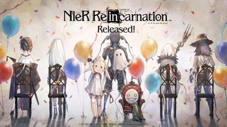 نسخهی جهانی بازی NieR Re[in]carnation عرضه شد
