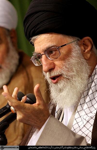 بیانات مقام معظم رهبری در دیدار جمعی از اساتید و فضلا و طلاب حوزه