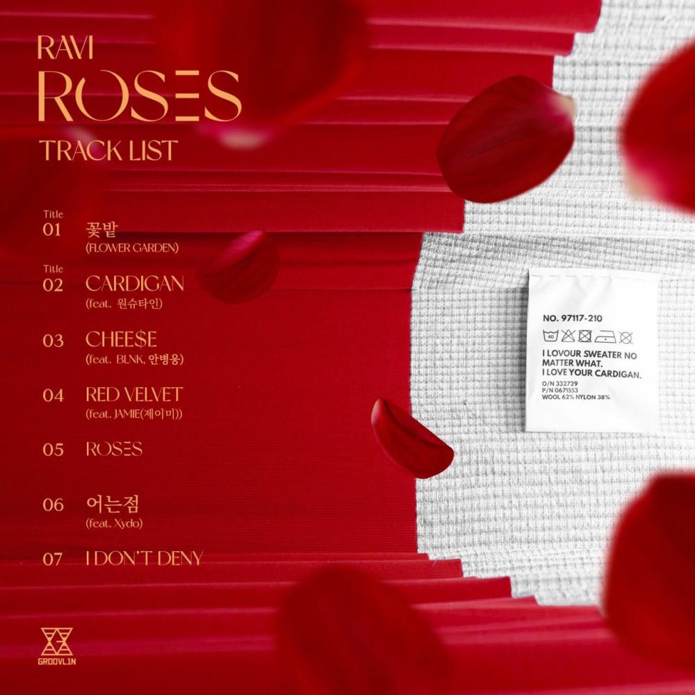 ravi roses track