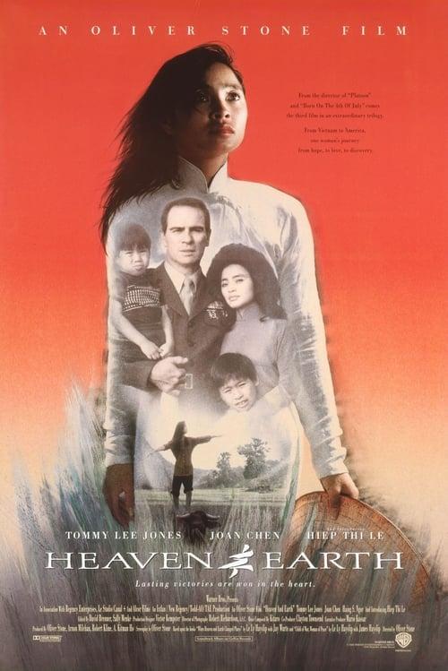 دانلود فیلم Heaven and Earth 1993