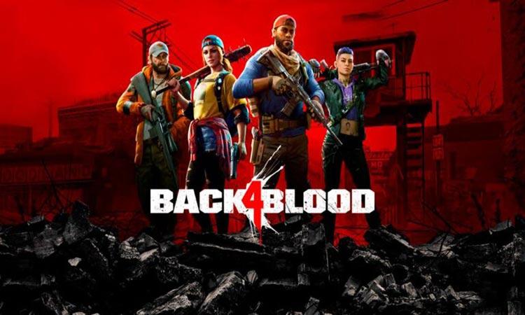 بازی Back 4 Blood