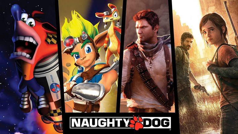 ناتی داگ به دنبال ساخت بازیهای کاملاً جدید است