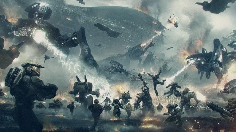 10 حقیقت جالب توجه در مورد فرانچایز Halo بازی halo wars 2