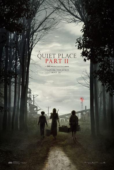 دانلود فیلم A Quiet Place Part 2 2021