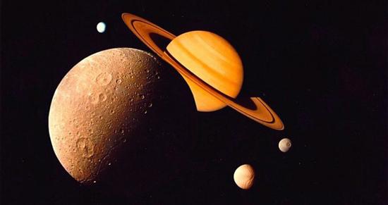 مریخ را فراموش کن، پیش به سوی زندگی در قمر زحل