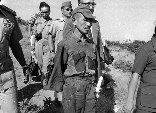 هیرو اونودا؛ سرباز ژاپنی که سی سال در سنگر ماند