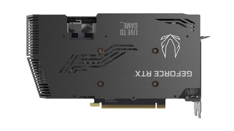 معرفی کارت گرافیک ZOTAC GAMING GeForce RTX 3070 Twin Edge OC