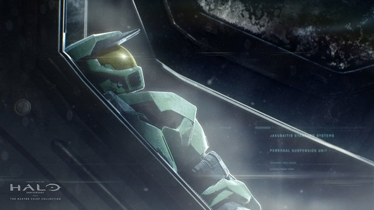 10 حقیقت جالب توجه در مورد فرانچایز Halo مستر چیف در خواب مصنوعی