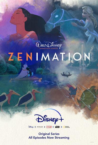 دانلود سریال Zenimation