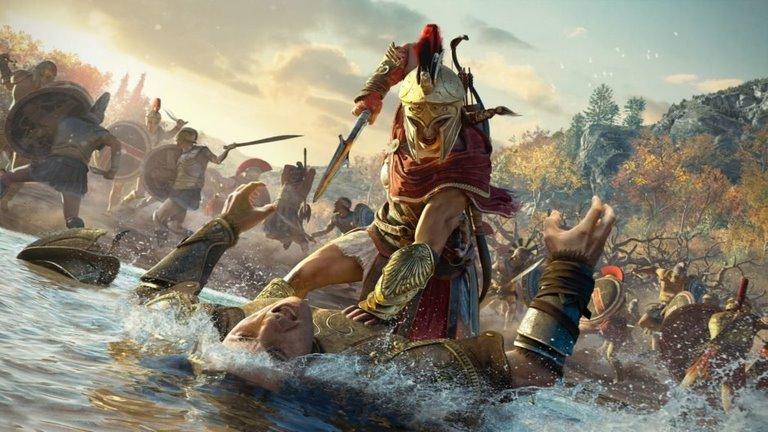 نقد و بررسی بازی Assassin's Creed Odyssey؛ در مسیر موفقیت