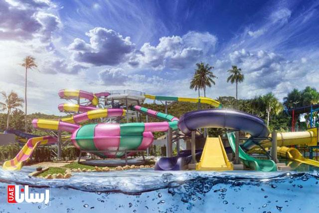 همه چیز درباره پارک های آبی دبی