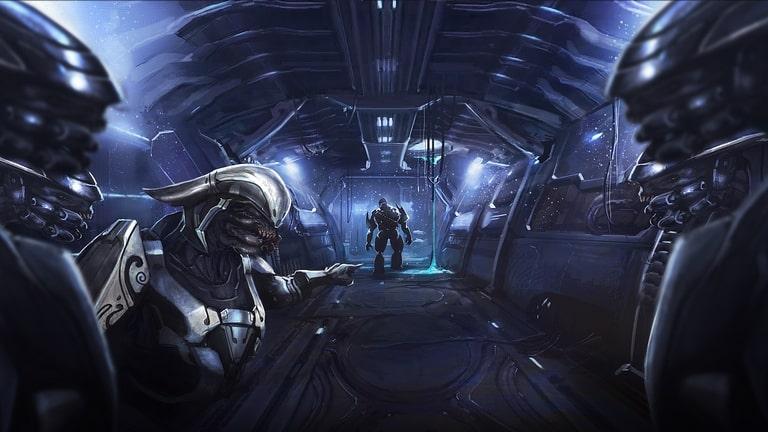 10 حقیقت جالب توجه در مورد فرانچایز Halo شباهت انکارناپذیر هیلو با مجموعهی بیگانه