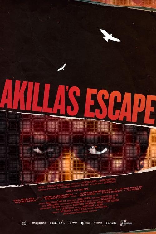 دانلود فیلم Akilla's Escape 2020