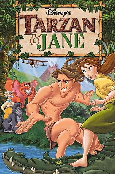 دانلود فیلم Tarzan & Jane 2002