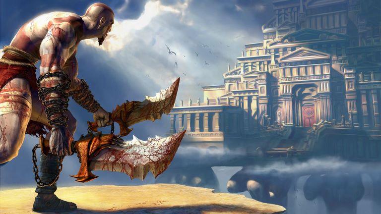 ترتیب زمانی تجربهی عناوین God of War