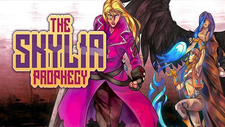 نقد و بررسی بازی The Skylia Prophecy؛ سپر و شمشیر در یک دست!