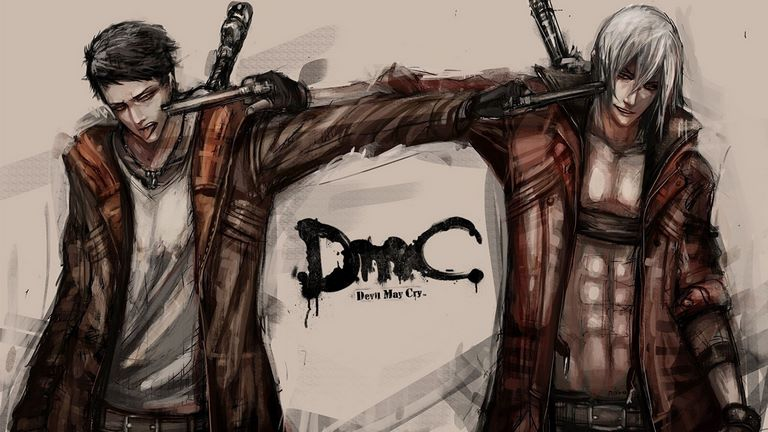 مبارزات منحصر به فرد DmC: Devil May Cry ارزش شانس مجدد دارند
