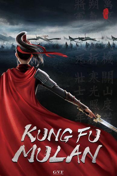 دانلود فیلم Kung Fu Mulan 2020