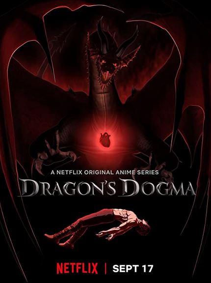 دانلود سریال Dragon's Dogma 2020