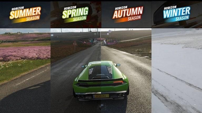نقد و بررسی بازی Forza Horizon 4؛ فتح قلهی موفقیت فصلهای فورزا هورایزون 4