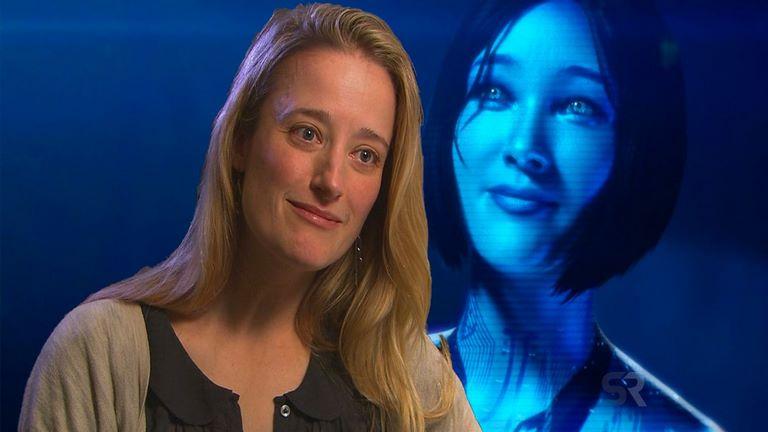 10 حقیقت جالب توجه در مورد فرانچایز Halo جن تیلور صداپیشهی مهربان و خوش آوا