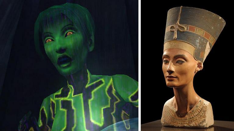 10 حقیقت جالب توجه در مورد فرانچایز Halo ارتباط هیلو با تاریخ باستان، شباهت کورتانا به ملکه نفرتیتی