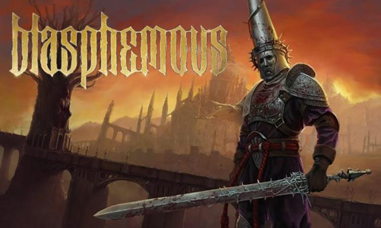 بازی Blasphemous