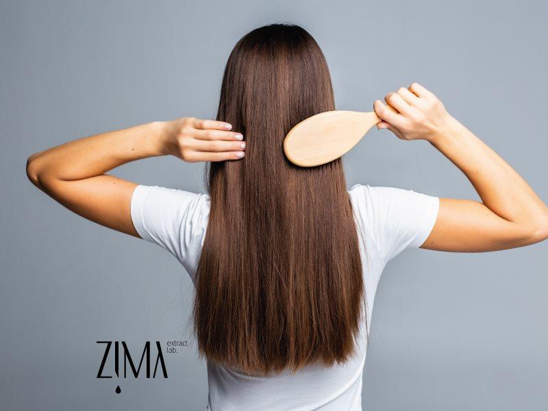 مو و بافت خوب مو