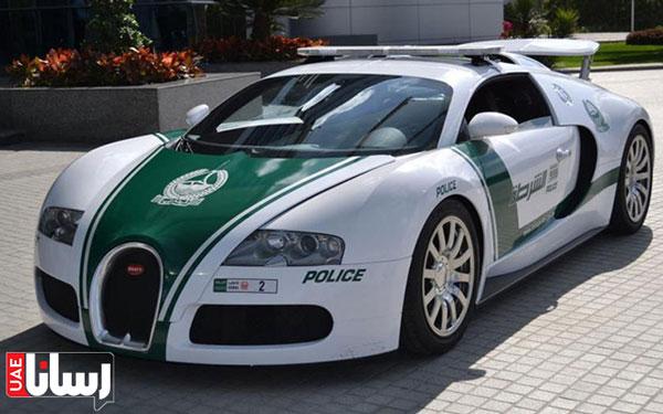 تاکسی های بوگاتی در دبی