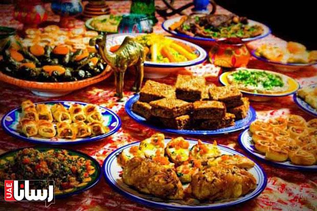 رستوران ایرانی قصر شمس