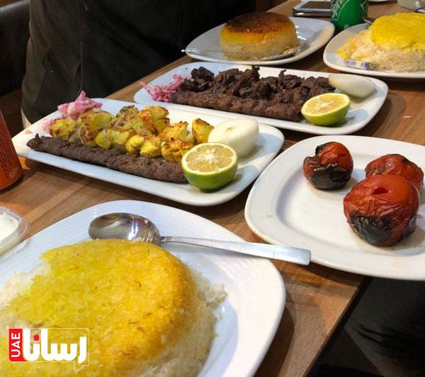 رستوران الوند دبی