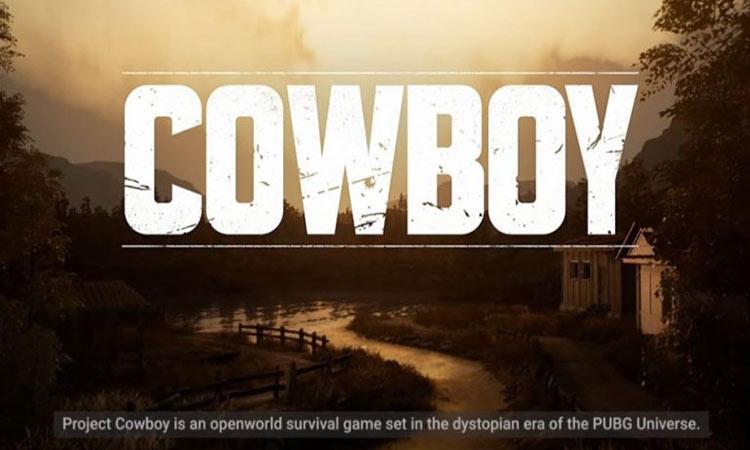 بازی PUBG Cowboy