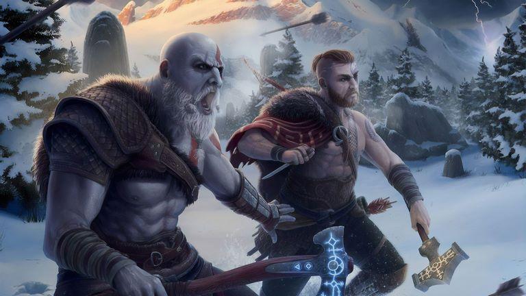 خداحافظی همیشگی با Atreus در God of War Ragnarok