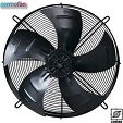 Circular axial fan
