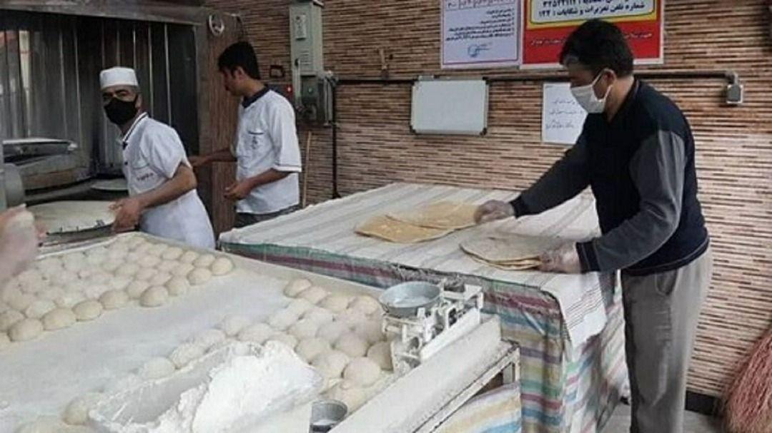 نانوایان شهرستان دماوند نسبت به جذب سهمیه آرد با توجه به تعطیلات پیشرو اقدام کنند/ باهر گونه بستهبندی نان و تخلفات برخورد قانونی خواهد شد