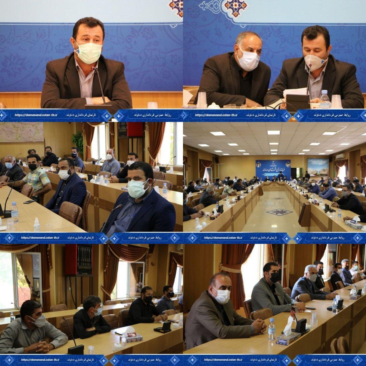 برگزاری انتخابات اعضای شورای اسلامی بخش مرکزی دماوند