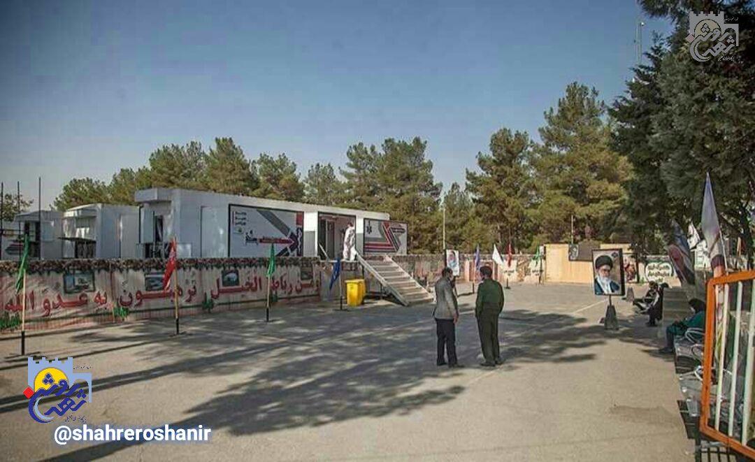 افتتاح بزرگترین بیمارستان سیار فوق تخصصی در کرمانشاه+فیلم