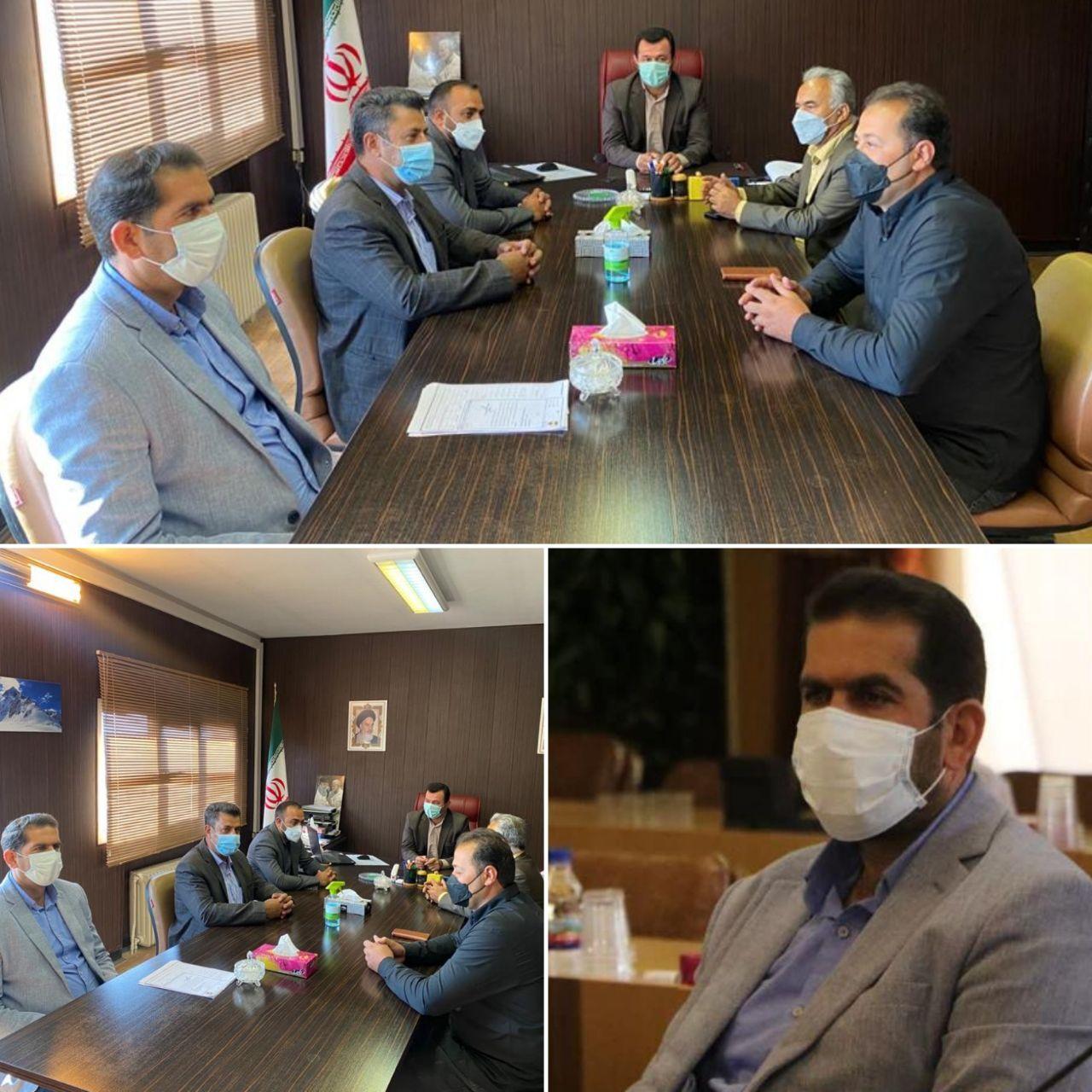 علی مجاوری به عنوان رئیس شورای بخش مرکزی دماوند انتخاب شد