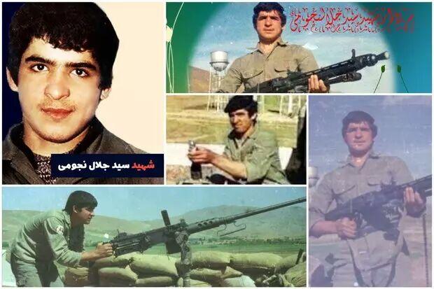 فتح کامیاران تا شهادت در ارتفاعات گازرخانی در کرمانشاه