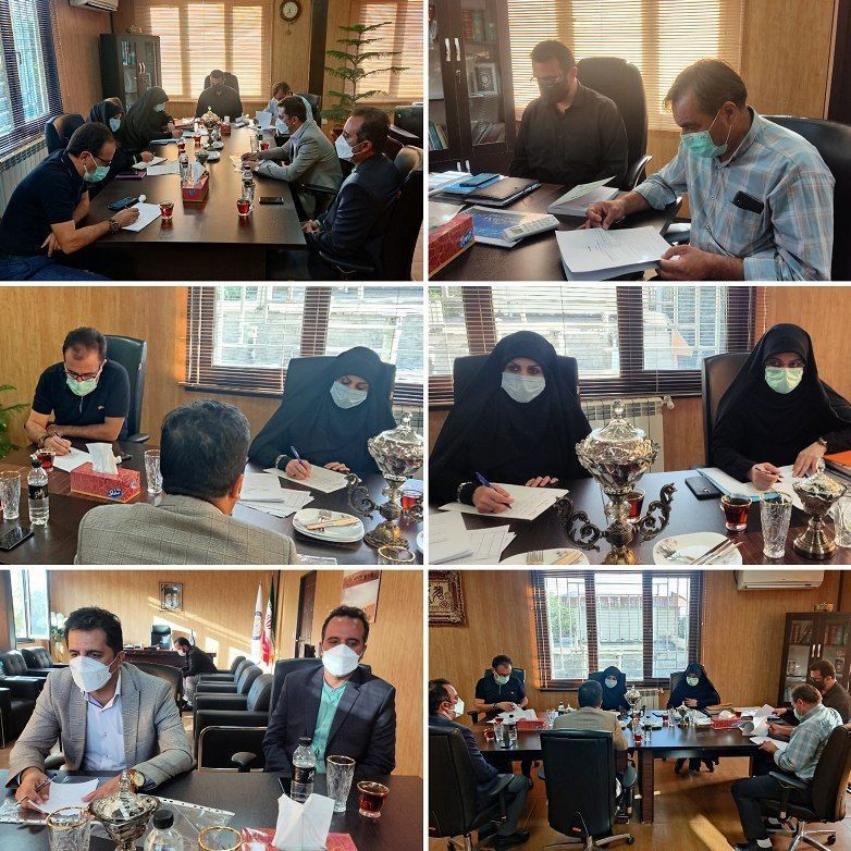 تشریح وظایف شرکت مدیریت پسماند در نشست علنی شورای اسلامی شهر دماوند